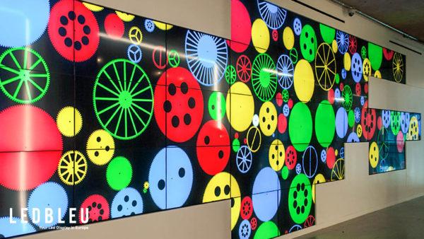 ecran-mur-LCD-dynascan