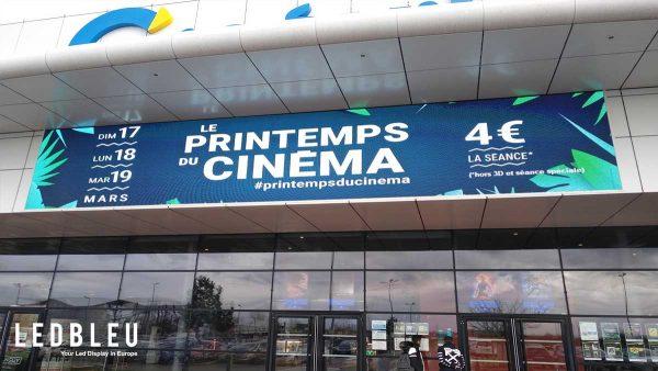 panneau digital publicitaire
